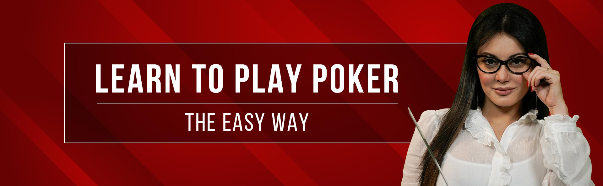 Learn to Play Texas Holdem Poker